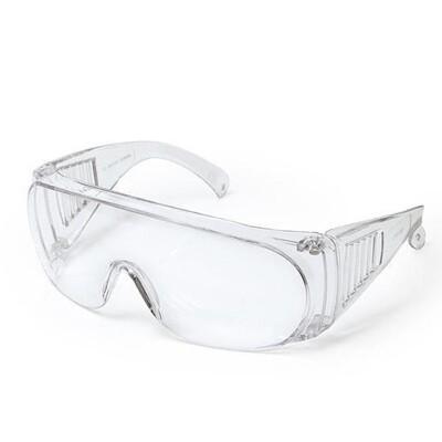 【防疫必備】台灣製-防飛沫安全眼鏡/護目眼鏡/護目鏡/抗uv(歐盟CE認證)