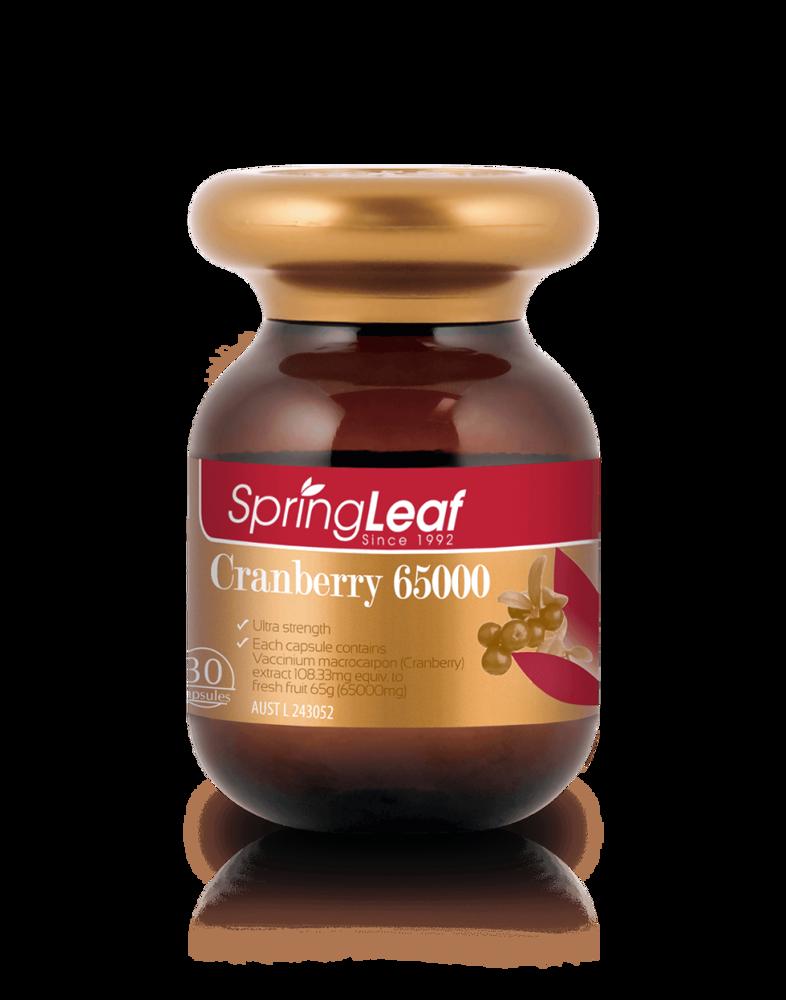 澳洲原裝綠芙特級600倍高濃縮紅萃蔓越莓 (30顆/盒)