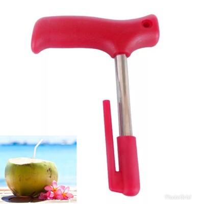 廚房大師-多用途椰子刀 萬用刀 鑽洞刀 水果刀 歡迎批發 (7.7折)