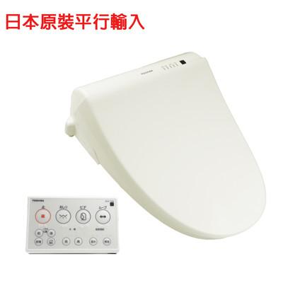 【日本TOSHIBA】日本原裝東芝TOSHIBA溫水洗淨座 SCS-T260遙控型(基本安裝+保固) (7.6折)