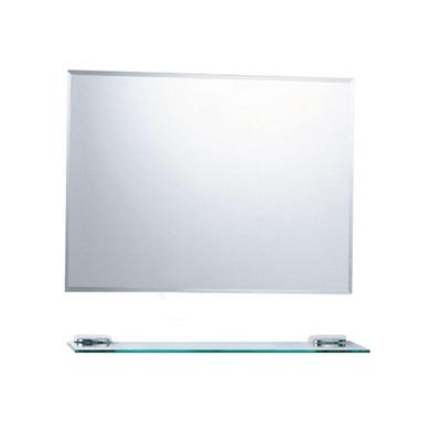 【洗樂適衛浴CERAX】防霧化妝鏡 鏡子 附平台+平台夾 50*70直掛(LT-800-50) (4.8折)