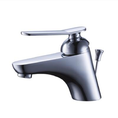 【洗樂適衛浴】LOLAT羅力銅器、單槍面盆水龍頭BNN1157、台灣製造 (5.3折)