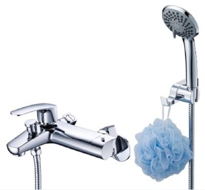 【洗樂適衛浴】LOLAT羅力銅器、智能恆溫沐浴水龍頭STN1302H、台灣製造 (5.8折)