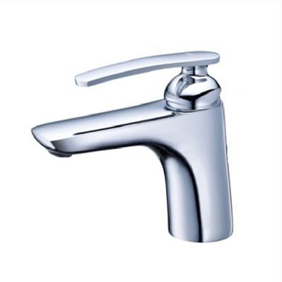 【洗樂適衛浴】LOLAT羅力銅器、單槍面盆水龍頭BNR1327、台灣製造 (5折)
