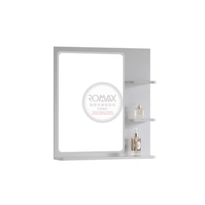【洗樂適衛浴】ROMAX防水發泡板浴室收納鏡櫃TW-606 (5折)