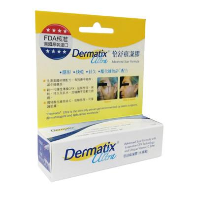 專品藥局 Dermatix Ultra 倍舒痕凝膠 7g (美國原裝進口) (7.9折)