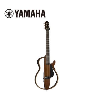 【敦煌樂器】YAMAHA SLG200S NT 靜音電民謠吉他 自然原木色 (9.6折)