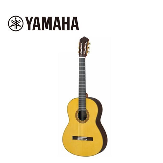 敦煌樂器yamaha gc32s 高階手工訂製古典吉他