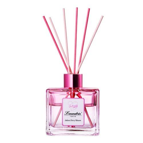日本laundrin'<朗德林>香水系列擴香-櫻花香氛 80ml