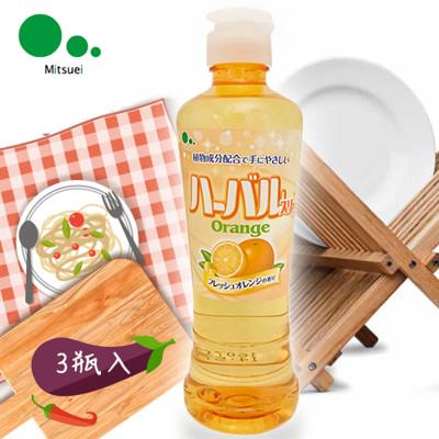 日本Mitsuei 柑橘/蘇打洗碗精 270ml (5折)