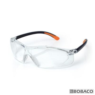 台灣製【強化抗UV安全眼鏡-彈力型737】工作護目鏡 防護眼鏡 防塵護目鏡 透明護目鏡 (3折)
