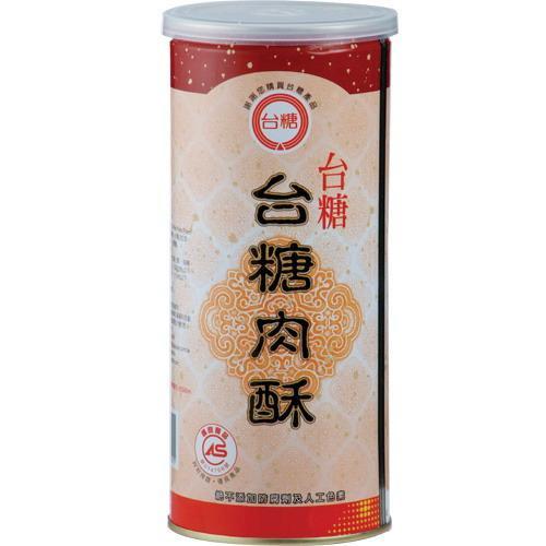 台糖 原味肉酥(300g/罐)