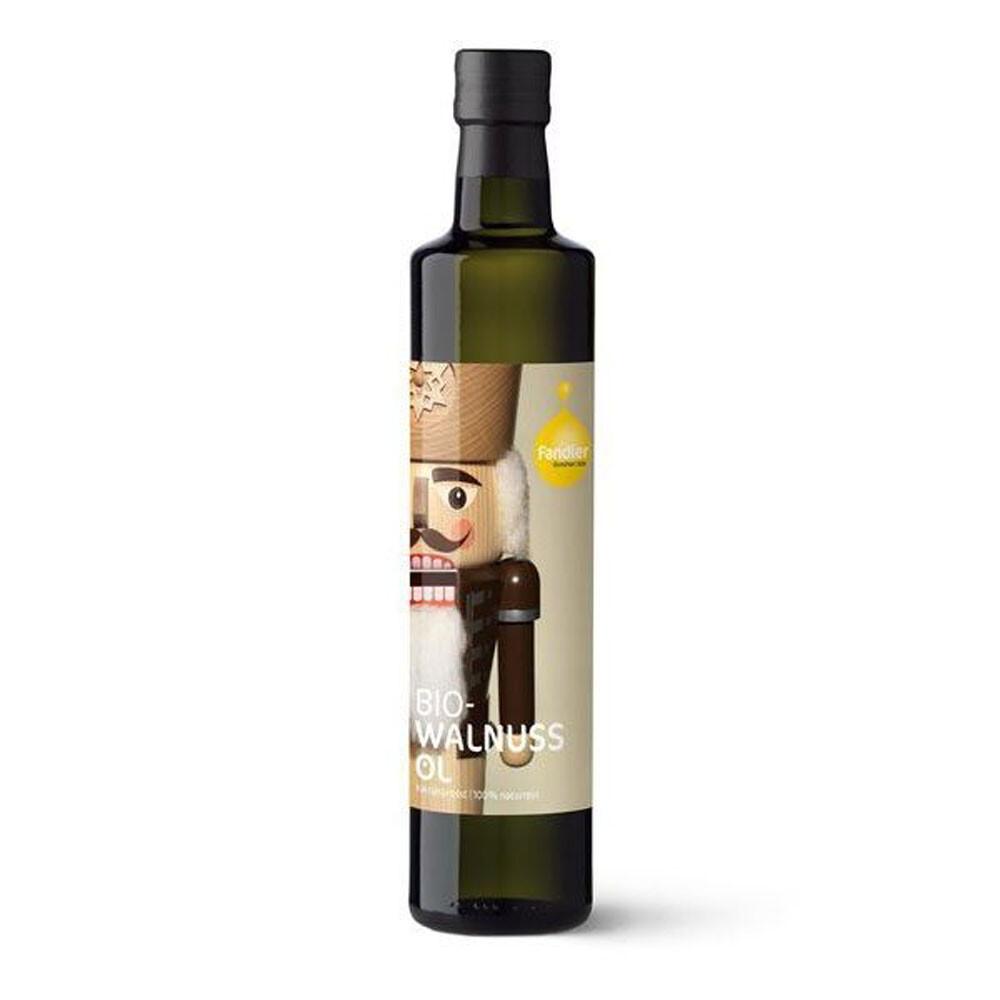 奧地利fendler油坊 頂級核桃仁油(250ml/瓶)