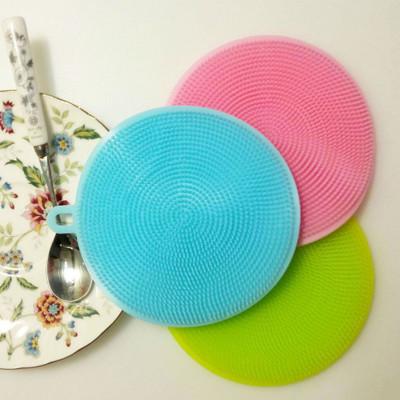 神奇萬用矽膠 清潔刷 (挑款不挑色) (3折)