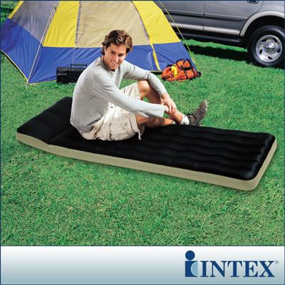 【INTEX】單人野營充氣床墊(露營睡墊)-寬72cm LC276-72(68798) (6.6折)