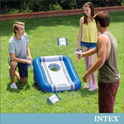 【INTEX】兒童丟丟樂充氣玩具(57503)+LIFECODE 110V幫浦 (6.8折)