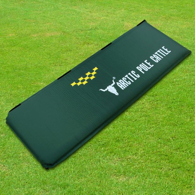 APC《五顆星》特厚自動充氣睡墊-厚8CM-軍綠 (6.5折)