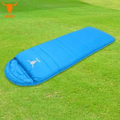 APC《馬卡龍》秋冬可拼接全開式睡袋-寶石藍/葡萄紫 (6.7折)