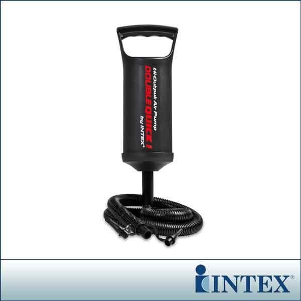 intex手壓充氣幫浦/打氣筒-高29cm(充氣商品加購品) (68612)
