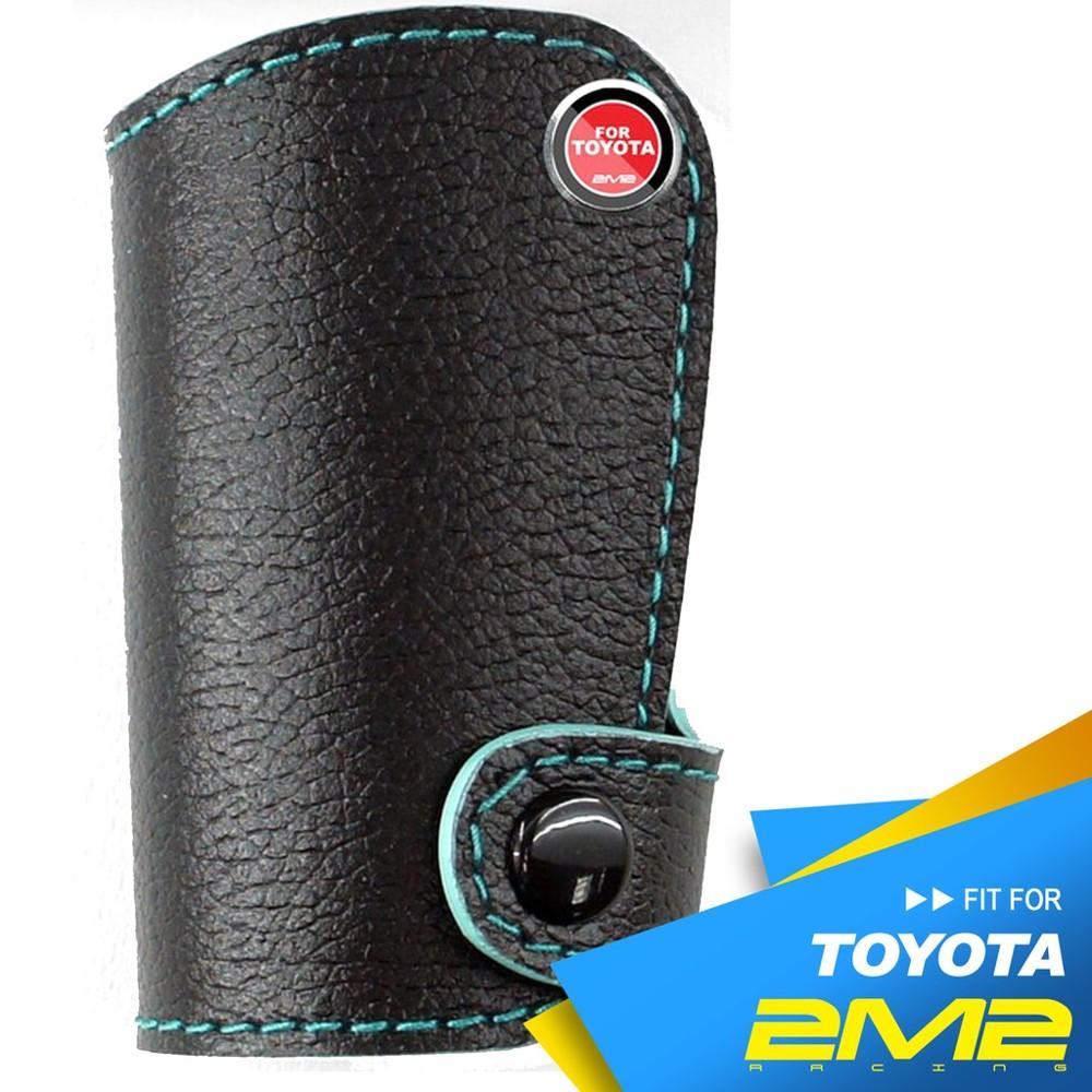 2m2toyota wish rav-4 prius c prius a 豐田 智慧型汽車鑰匙皮套