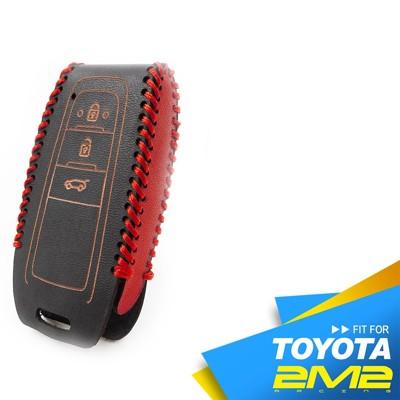 2m22019 全新第五代 toyota rav4 hybrid 油電豐田汽車 晶片 鑰匙 皮套 智 (9.4折)