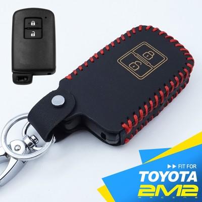 2m2 toyota rav4 2.0 sienta prius c 豐田汽車 鑰匙 皮套 i-ke (9.4折)