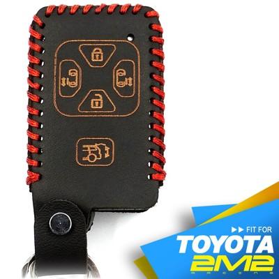 2m2 toyota previa i-key 經典款 豪華款 旗艦款 豐田 汽車  鑰匙皮套 無l (9.4折)