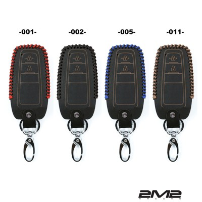2m2 五代 toyota rav4 hybrid 豐田汽車晶片鑰匙 皮套 2鍵全系列 智慧型鑰匙包 (9.4折)