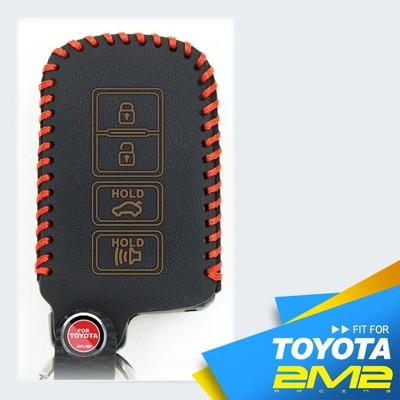 2m2toyota altis camry hybird 86 豐田 汽車 晶片 鑰匙 皮套 智慧型 (9.4折)