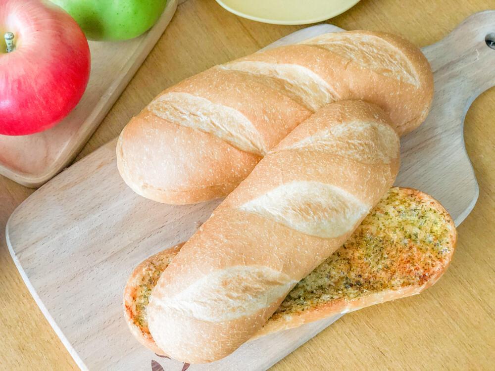 分享烘焙維也那蒜香麵包(1入/1條)