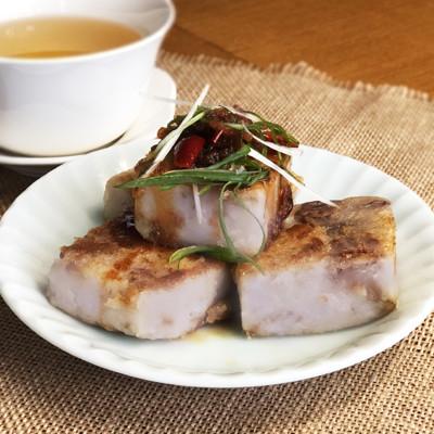 【中山招待所】蔥香芋頭糕(1入/1盒) (6.5折)