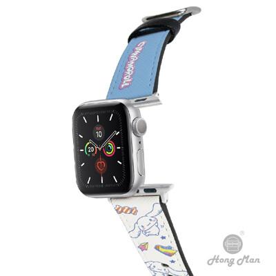三麗鷗系列 Apple Watch 皮革錶帶 大耳狗 42/44mm (10折)