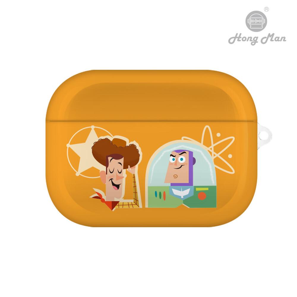 迪士尼系列 airpods pro 防塵耐磨保護套 玩具總動員 buzz & woody