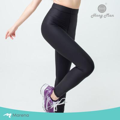 【Marena】日常塑身運動系列 輕塑高腰九分塑身褲 (8折)