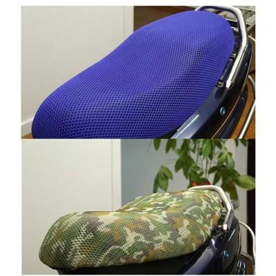 進口柔軟全網面防水防燙機車坐墊套/只剩S(S0321) (10折)