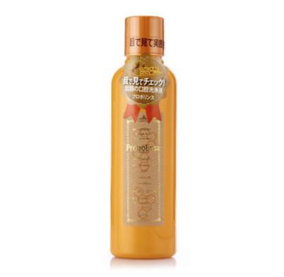 日本 Propolinse 蜂膠漱口水 600ml 橘瓶【20940】 (5.2折)