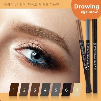 韓國ETUDE HOUSE 素描高手 喜歡自然畫眉筆 增量版 【24324】 (7折)