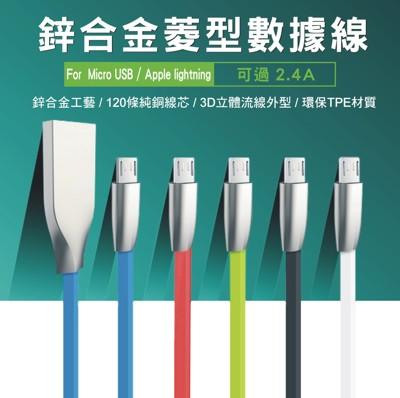 鋅合金傳輸充電線 (1.1折)