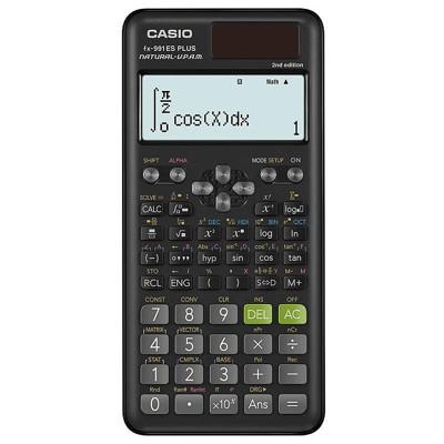 【CASIO】FX-991ES PLUS-2 10 + 2位數 科學工程型 計算機II (8.2折)
