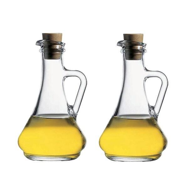 土耳其pasabahce 油醋瓶精美盒裝雙入組 油醋瓶 油醋罐 玻璃瓶