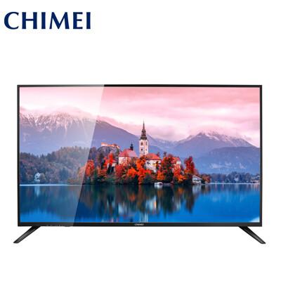 【CHIMEI奇美】50吋4K聯網HDR液晶顯示器+視訊盒(TL-50M300) (9.3折)