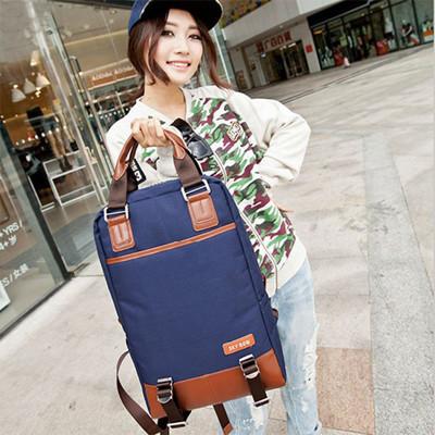 電腦筆電包後背包學生書包旅行包提包側背包--夏日時光 (8.6折)