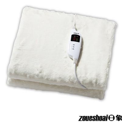 日象 柔芯微電腦溫控電熱毯 ZOG-2230C (雙人)∥智慧型自動恆溫∥雙人電熱毯尺寸∥九段時間設 (8.6折)
