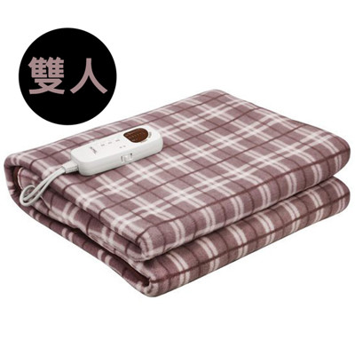 買即贈溫濕度計 ELTAC歐頓 微電腦溫控(雙人)電熱毯 EEH-B06 (8折)