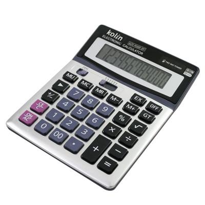 Kolin歌林12位元電子計算機 KEC-EH1237 (8.5折)