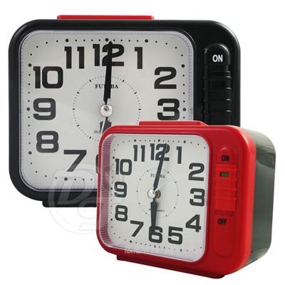 FUTABA大數字靜音貪睡鬧鐘 W-580 (7.3折)