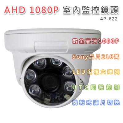 1080P室內海螺型4.0mm紅外線彩色攝影機鏡頭4P-622 (6.5折)