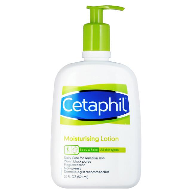 cetaphil舒特膚 溫和乳液20oz