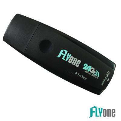 FLYone M5【免APP操作】無線影音傳輸器Android/ iOS/ Win10 (6.5折)