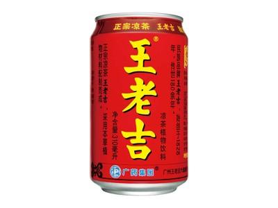 【王老吉】正宗涼茶 310ml (24入/箱) (9.9折)